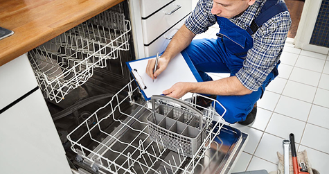 Dacor and Viking Dishwasher Repair in Sacramento